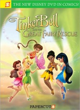Disney Fairies: Tinker Bell and the Great Fairy Rescue