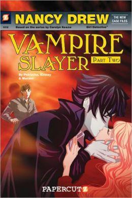 A Vampire's Kiss (Nancy Drew Series: The New Case Files #2)