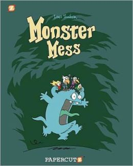 Monster Mess (Monster Graphic Novels Series)