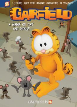 A Game of Cat and Mouse (Garfield and Co. Series #5)