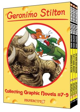 Geronimo Stilton Boxed Set Vol. #7-9