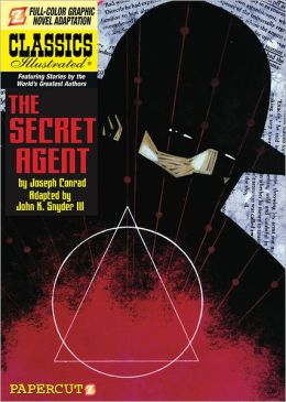 Classics Illustrated #17: The Secret Agent