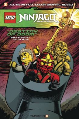 Destiny of Doom (LEGO Ninjago Series #8)