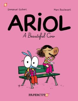 A Beautiful Cow (Ariol Graphic Novels Series #4)