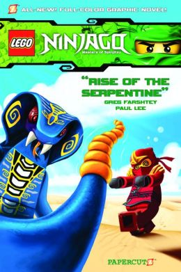 Rise of the Serpentine (LEGO Ninjago Series #3)