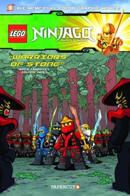 Warriors of Stone (LEGO Ninjago Series #6)