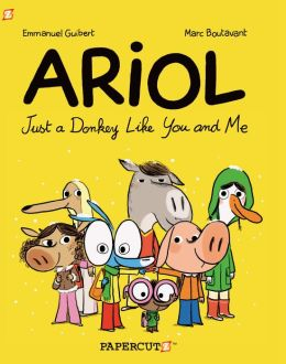 Just a Donkey Like You and Me (Ariol Graphic Novels Series #1)