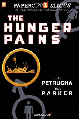 The Hunger Pains (Papercutz Slices Series #4)