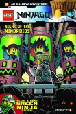 Book Cover Image. Title: LEGO Ninjago #9:  Night of the Nindroids, Author: Greg Farshtey