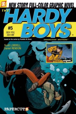 The Hardy Boys #5: Sea You, Sea Me!