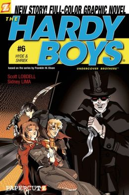 The Hardy Boys #6: Hyde & Shriek