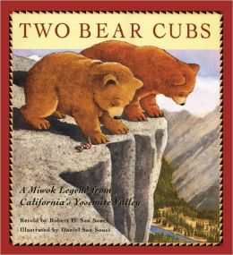 Two Bear Cubs: A Miwok Legend