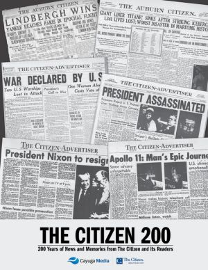 The Citizen 200: 200 Years of News and Memories from The Citizen and its Readers