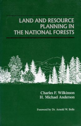 Land and Resource Planning in the National Forests (PagePerfect NOOK Book)