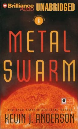 Metal Swarm (Saga of Seven Suns Series #6)