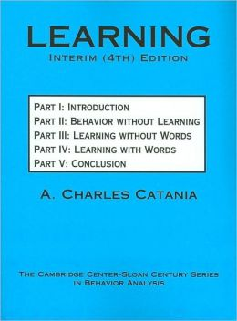 Learning (Interim), Fourth Edition