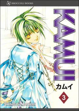 KAMUI, Volume 3