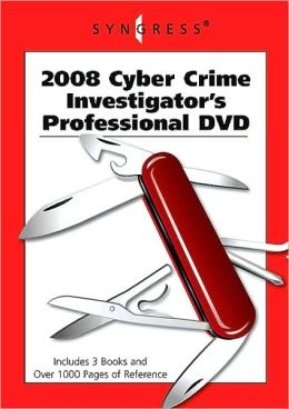 2008 Cyber Crime Investigator's Professional CD