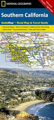 Southern California GuideMap