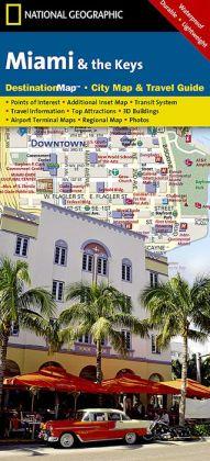 Rand McNally Miami, Florida and the Keys: Folded Map