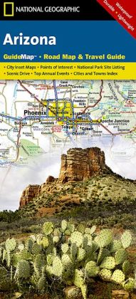 Arizona Attractions Map
