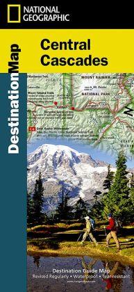 Cascades, Washington Map