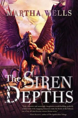 The Siren Depths: The Third Book of the Raksura