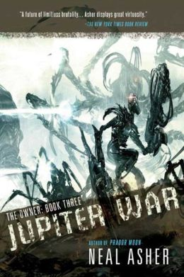 Jupiter War (Owner Series #3)