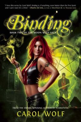 Binding: Book Two of the Moon Wolf Saga