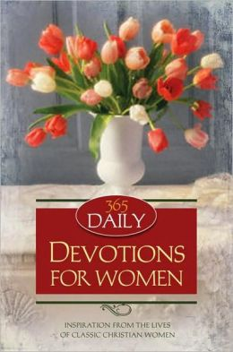 Devotions for Women: Inspiration from the Lives of Classic Christian Women
