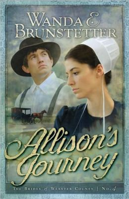 Allison's Journey (Brides of Webster County Series #4)