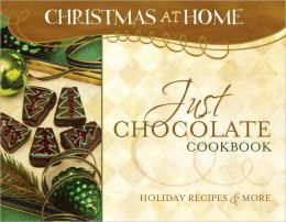 Just Chocolate Cookbook