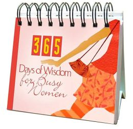 365 Days of Wisdom for Busy Women