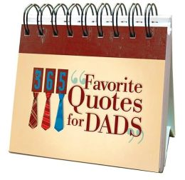 365 Favorite Quotes for Dads