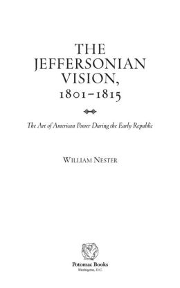 The Jeffersonian vision, 18011