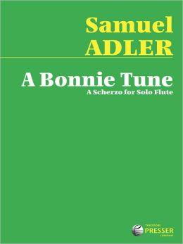 A Bonnie Tune: A Scherzo for Solo Flute