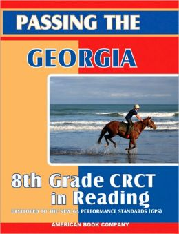Passing the Georgia 8th Grade CRCT in Reading