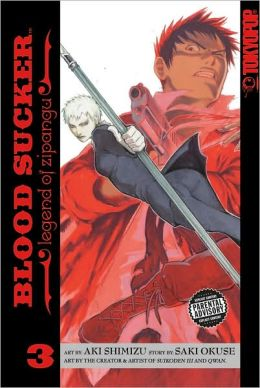 Blood Sucker, Volume 3