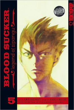 Blood Sucker: Volume 5