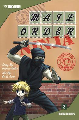 Mail Order Ninja, Volume 2