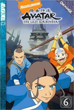 Avatar: The Last Airbender, Volume 6