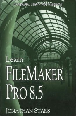 Learn Filemaker Pro 8.5