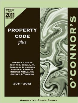 O'Connor's Property Code Plus