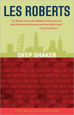 Deep Shaker (Milan Jacovich Series #3)