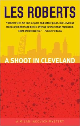 A Shoot in Cleveland (Milan Jacovich Series #9)