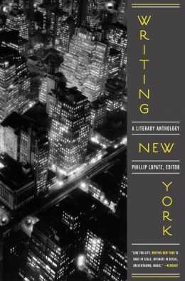 Writing New York: A Literary Anthology