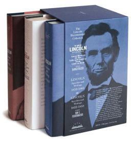 The Lincoln Bicentennial Collection: 3-volume box Set