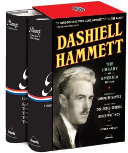 Dashiell Hammett: The Library of America Edition: Hammett: LOA Edition