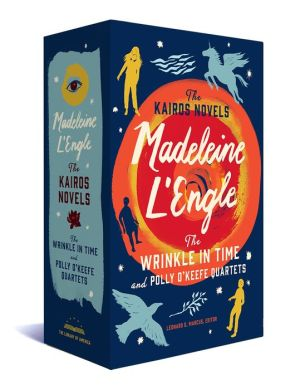 Book Madeleine L'Engle: The Kairos Novels: The Wrinkle in Time and Polly O'Keefe Quartets: A Library of America Boxed Set