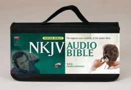 NKJV Audio Bible, CD Voice Only